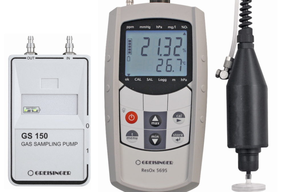 Nouveauté CASSEL : ResOx, l'appareil de mesure de l'oxygène résiduel