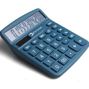 Calculatrice de bureau détectable