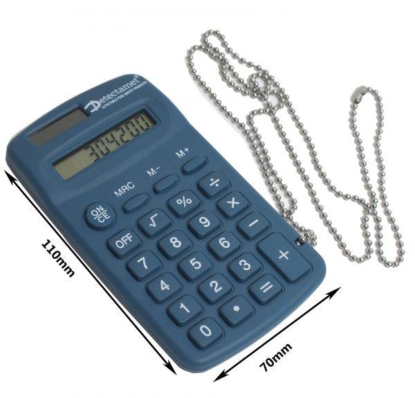 Calculatrice détectable