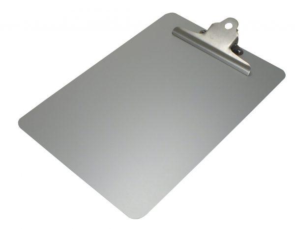 Porte-bloc en inox ou aluminium