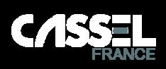 Logo Cassel France blanc