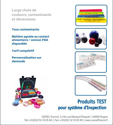 Catalogue Produits test Cassel France