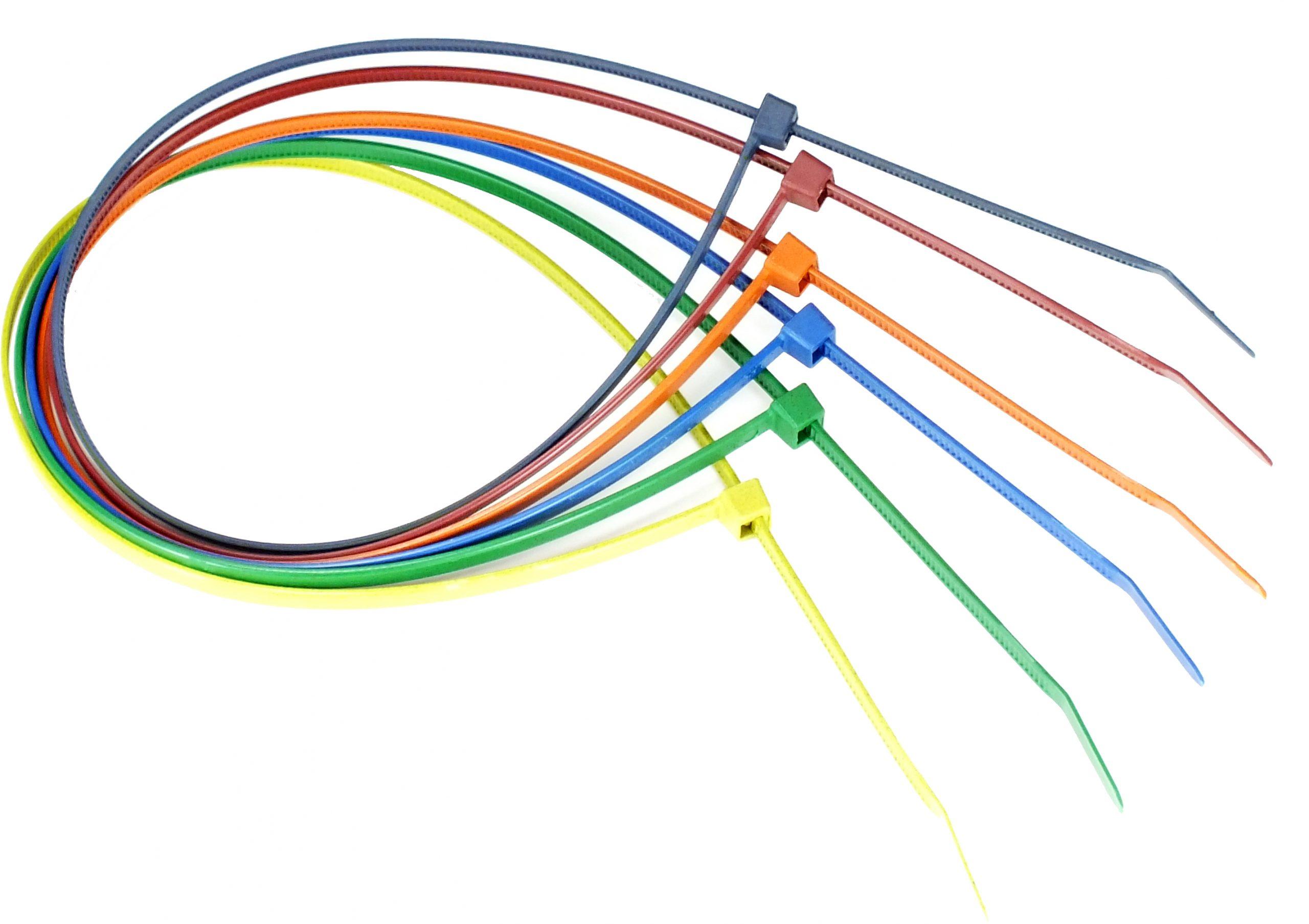 Serre-câbles détectables non-réutilisable
