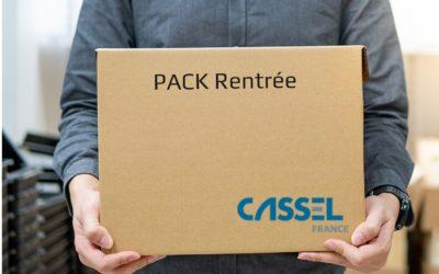 NOUVEAU : packs de produits détectables – offre de rentrée